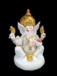 Polyresin Ganesha Statue LC17