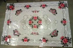 Multicolor P.v.c. Transparent Printed Tablecloth