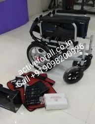Hero Mediva Power Wheelchair with Lithium Ion Battery