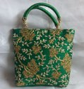 Standard Embroidered Gift Bags, For Return Gifts, Capacity: 7*9 Inches