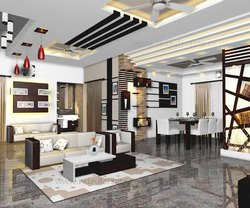 Modular Kitchen & Wardrobe Home Furniture Interior Service