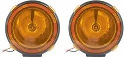 4 and  7  Hid Off Road Fog Lamp With Yellow Cover