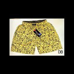 Mens Boxer Multicolor Men's Stylish Cotton Boxers, Packaging Type: Single