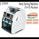 Currency Note Sorting Machine