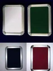 White, Green, Black, Pin Board Deluxe