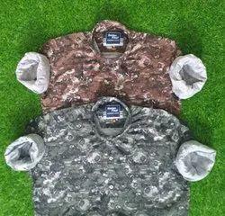 goldenfiber Cottton Shirts, Size: M To Xxl