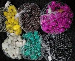 Mix colour Pebble Stone Decorative Pebbles Stones, For Landscaping, Dimensions: 10 Mm