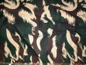 Camouflage Polyester Canvas Cap/hat Cloth 68 - 60