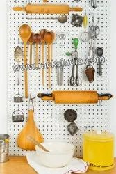 Peg Board For Kitchen