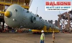 Cargo Project Loading Unloading Service