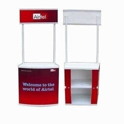 Plastic Promotion Table