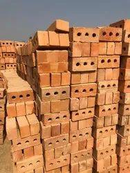 Wire Cut Red Clay Bricks