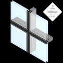 Semi Unitized Glazing