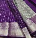 Lichi Silk Weaving Saree
