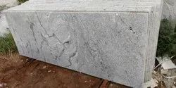 Cutter size Slab W White granite, Thickness: 15-20 mm