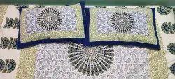 Indian Cotton Bedsheet