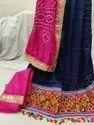 Jaipuri Cotton Rayon Lehenga