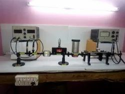 API Gunn diode based microwave test bench