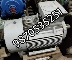 Used Three Phase Ac Induction Motor