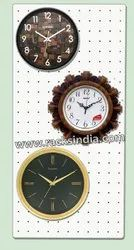 Pegboard for Wall Clock