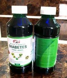 Diabetes care juice