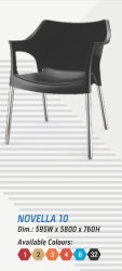 Nilkamal Novella 10 Chair