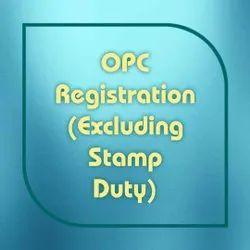 Excluding Stamp Duty OPC Registration Service