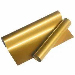 Golden Heat Transfer Vinyl