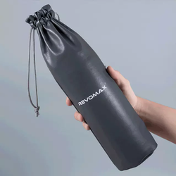 Cylindrical Bag, Bottle Leather Bags, Wine Bottle Bag