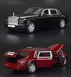 Color: Blue Rolls Royce kids toys car