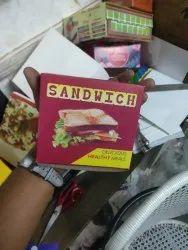 Burger And Sandwich Box