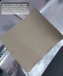 Silver Laminated Paper Roll For Multi Purposes, 40 to 500