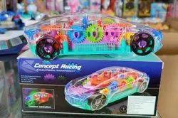Plastic Concept Car