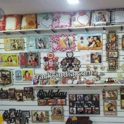 Display wall for Gift Shop