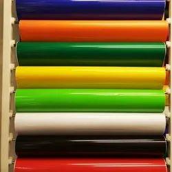 PU Multicolor Heat Transfer Roll