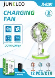 Rechargeable Ac Dc Fan