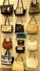 Pegboard For Handbags