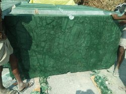 Polished Green Granite