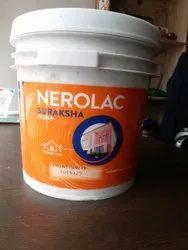 Nerolac Plastic Emulsion Paint, Packaging Size: 10 Little