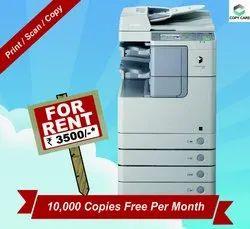 Digital Photocopier Machine Rental Service, 40 Ppm