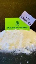 NPK 13 : 00 : 45 Potassium Nitrate