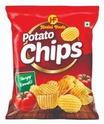 Fried Tomato Flavored Potato Chips