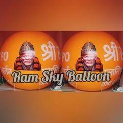 Sky Advertising Balloon For Sai Shop