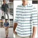 King Royal Mens Cotton Shirts