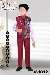 Boys Digital Printed Suit