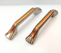 Zinc Brass Finish Premium Metal Cabinet Handle