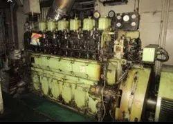 Ship Engine Repair & Service