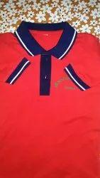 Collar School Wear School T-Shirt