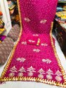 Bandhej Taffeta Silk Saree