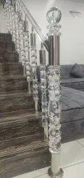 Stairs Bar Acrylic railing